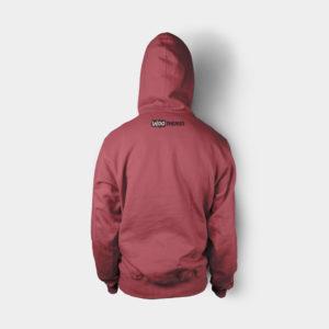 Locaplage hoodie_2_back