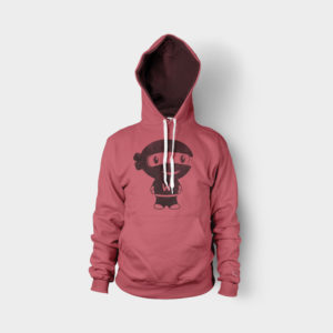 Locaplage hoodie_2_front