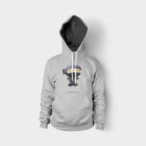 Locaplage hoodie_4_front