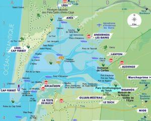 Locaplage carte_bassin