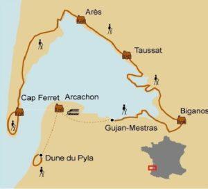 Locaplage le-tour-du-bassin-d-arcachon